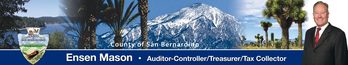 San Bernardino County Central Collections - PaymentExpress™